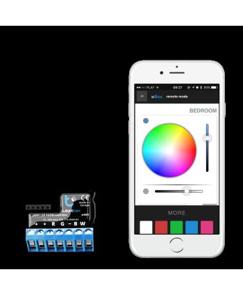 BleBox wLightBox - LED- Steuerung RGBW - µWiFi