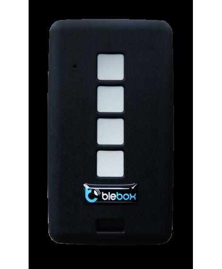 BleBox uRemote Pro - Fernbedienung mit Metalloberflächenelementen - µWiFi