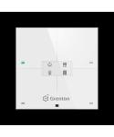 GRENTON SMART PANEL 4B, OLED, TF-Bus, weiß