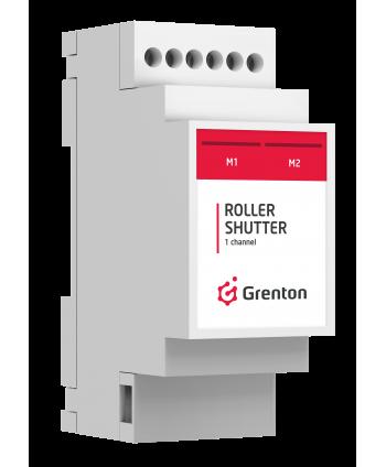 GRENTON ROLLER SHUTTER, DIN, TF-Bus / RSH-045-T-06