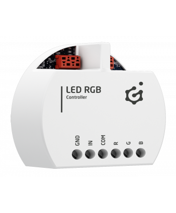 GRENTON LED RGB, flush-mount, TF-Bus