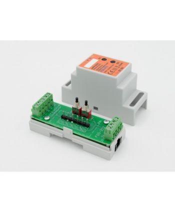 Einfachhalterung LED Profil OVAL