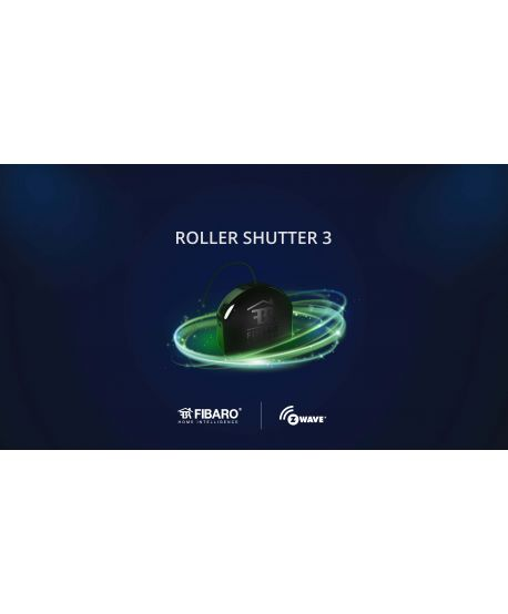FIBARO Roller Shutter 3 + Eutonomy euFIX R223