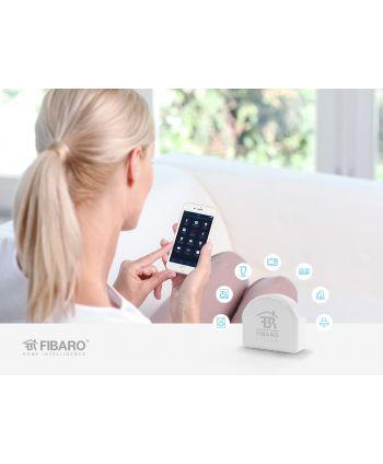 FIBARO Single Switch FGBHS-213 für Apple HomeKit Montage auf der Hutschiene