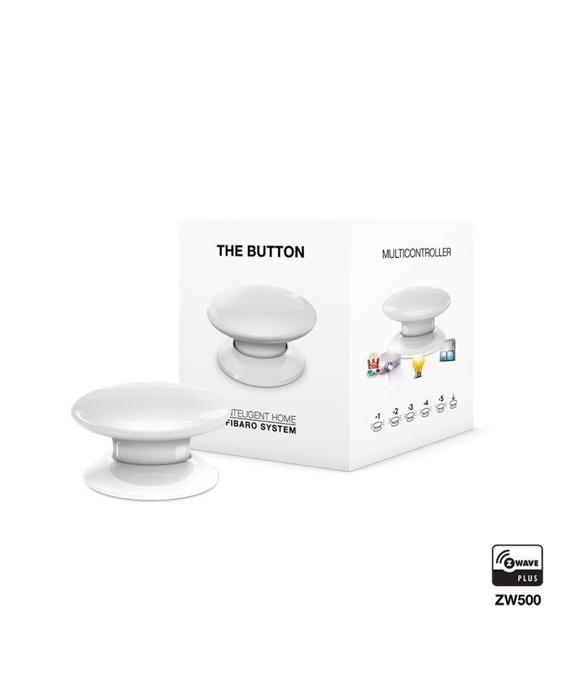 FIBARO The Button weiß FGPB-101-1