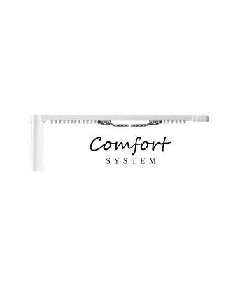 Mio Decor Comfort System 90 - Elektrische Gardinenschiene / Vorhangschiene