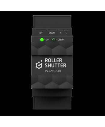 GRENTON V.2 ROLLER SHUTTER, DIN, TF-Bus / RSH-201-D-01