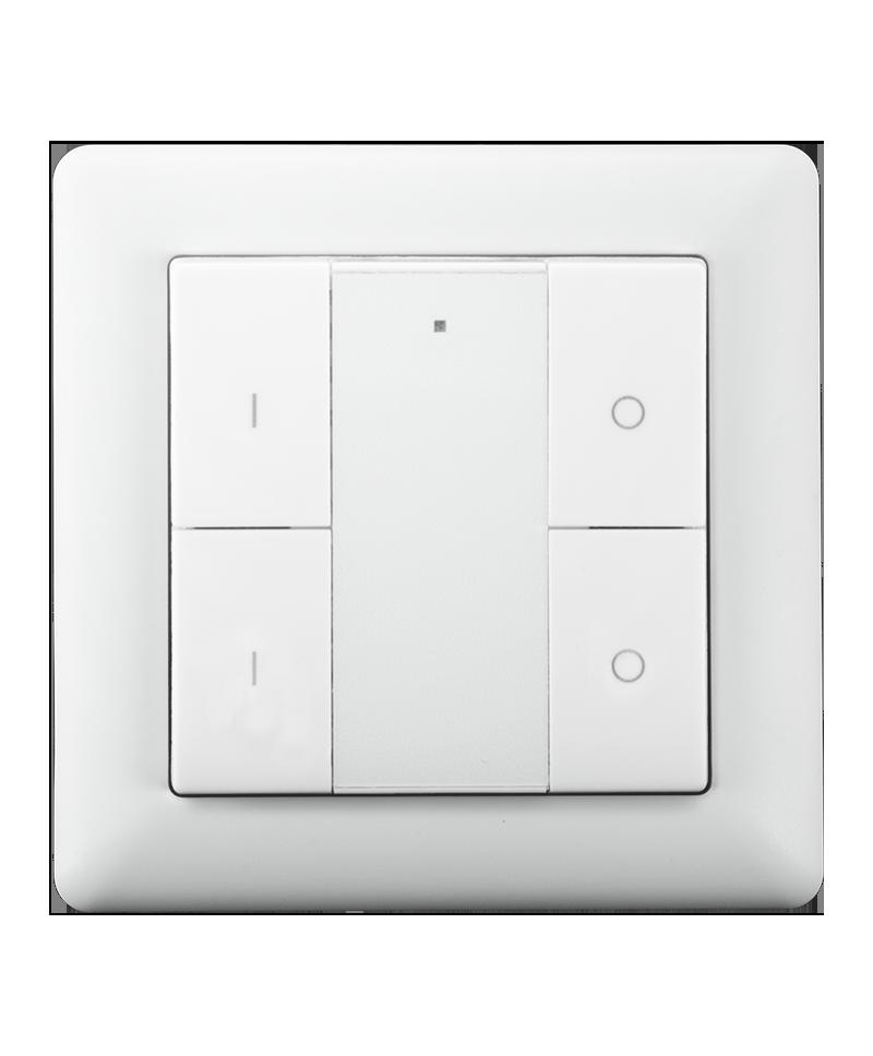 Heatit Z-Push Button 4