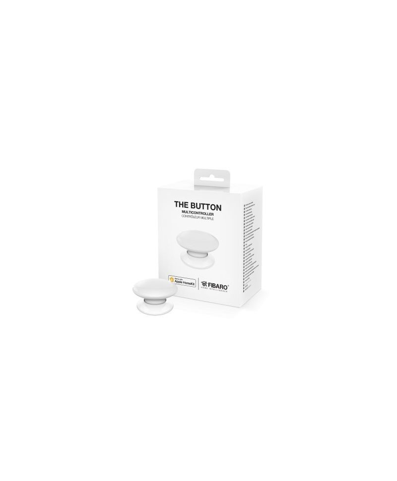 FIBARO The Button Weiß - Homekit