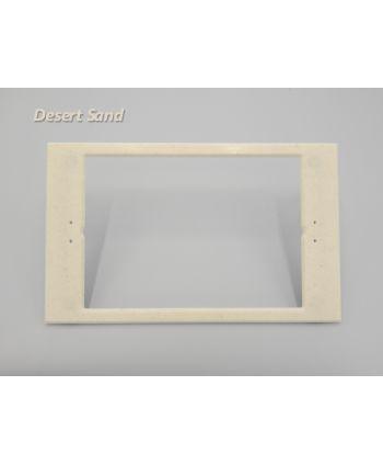 euFRAME Dekorationsrahmen Desert Sand