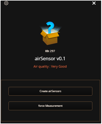 blebox airSensor - QuickApp HC3