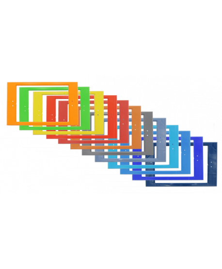 euFRAME Dekorationsrahmen Linie INDIVIDUAL