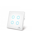 MCOHome Touch Panel Switch (4 Tasten)