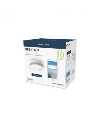Netatmo Smarter Rauchmelder 2-Pack Bundle