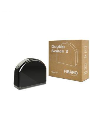 FIBARO Double Switch 2 Spar-Bundle 5 x FGS-223
