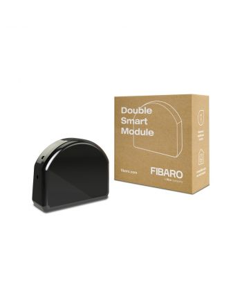 FIBARO Double Smart Module Spar-Bundle 5 x FGS-224