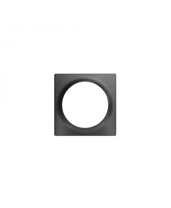 FIBARO Walli Single Abdeckplatte FG-Wx-PP-0001-8 anthracite