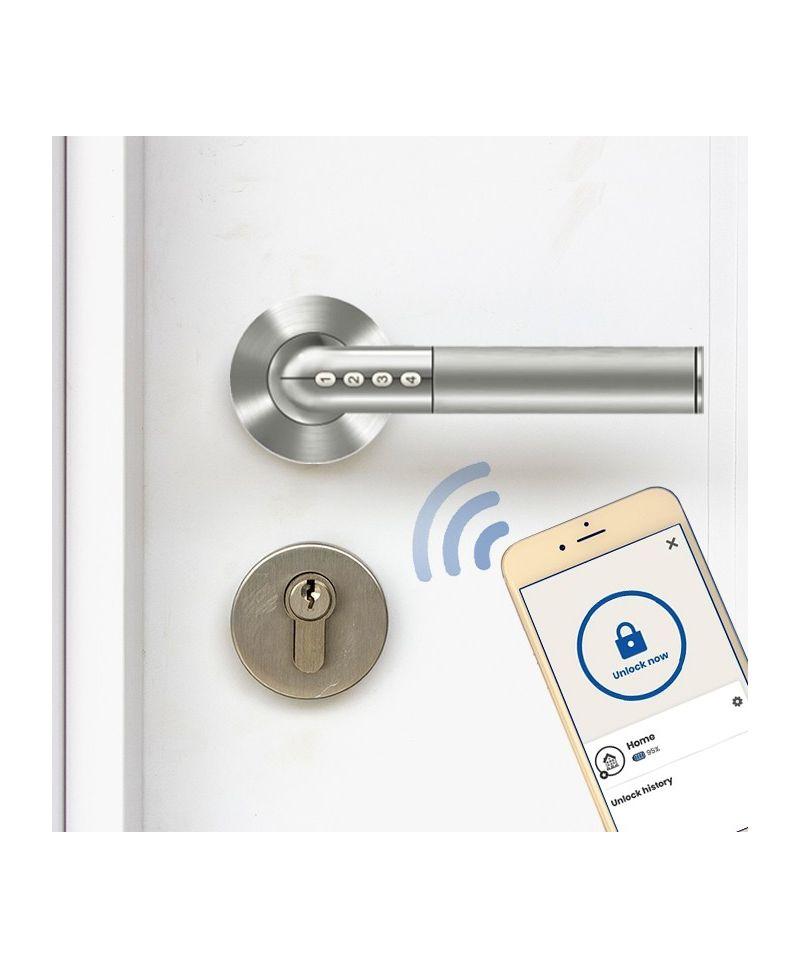 SOREX FLEX Bluetooth Türgriff mit Zahlencode