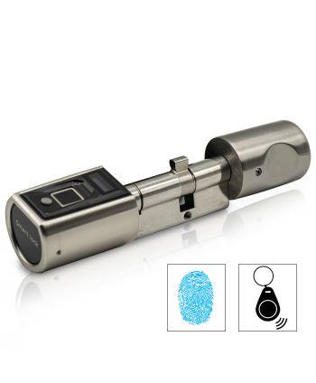SOREX FLEX 2.0 Fingerprint & RFID Zylinder (längenverstellbar)