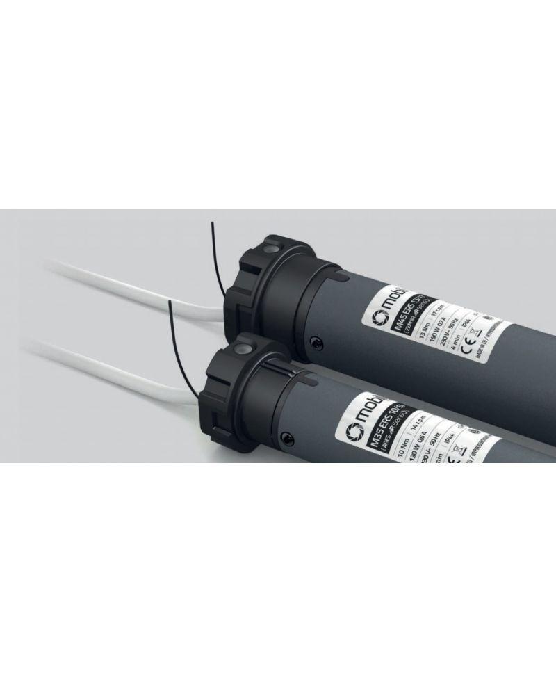 Mobilus M35 Adapter und Mitnehmer für Achtkantwelle 40 mm - M35 SENSO Antriebe
