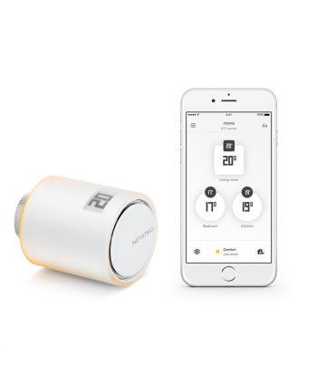 Netatmo Thermostat - QuickApp HC3