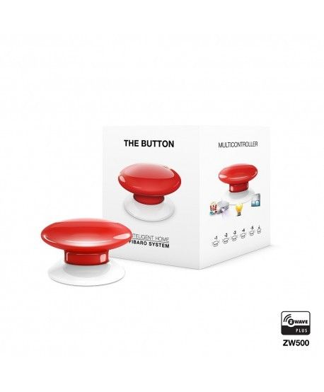 FIBARO The Button Rot FGPB-101-3