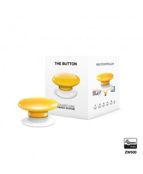 FIBARO The Button Gelb FGPB-101-4