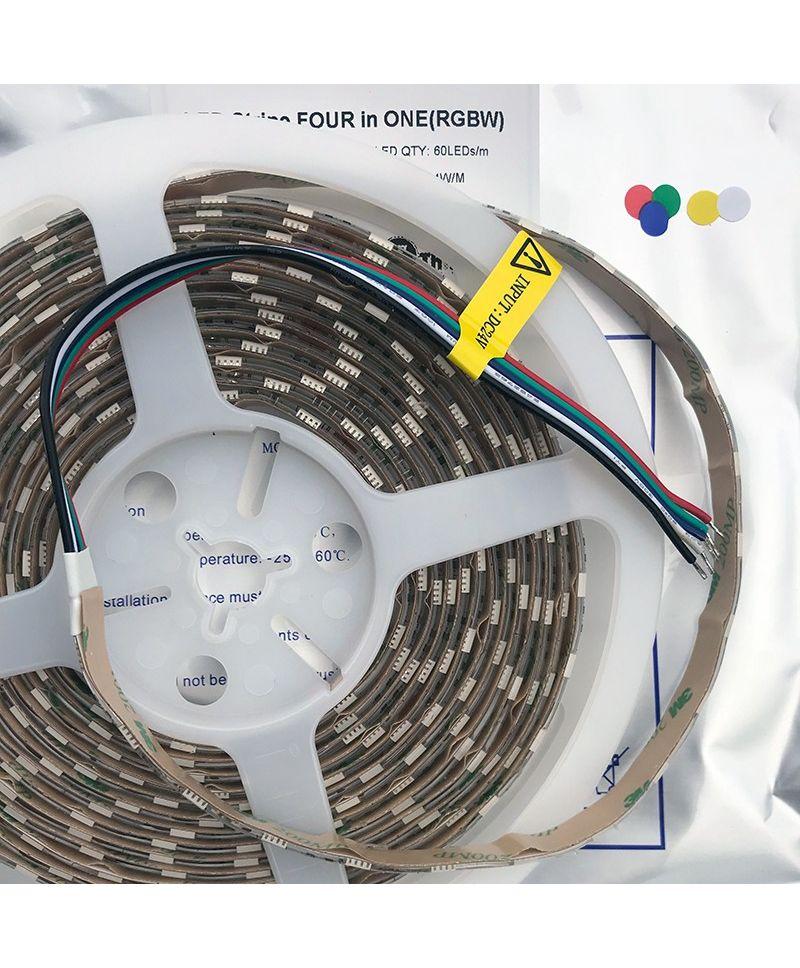 fibaro Bundle RGBW 2 + HQ LED Stripe RGBW-W