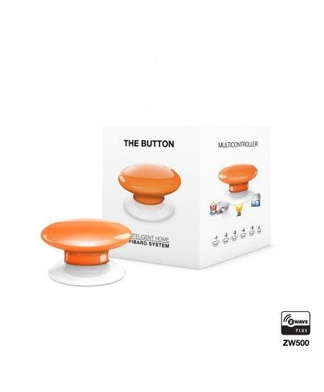 FIBARO The Button Orange FGPB-101-8