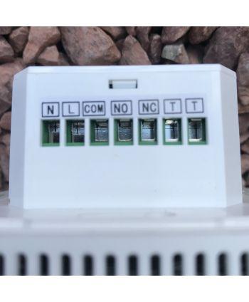 MCO Home - Thermostat MH7 WH2 für Wasserheizungen (mit Feuchtigkeitssensor) Version 2