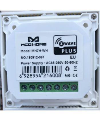 NodOn Micro Smart Plug – Schalt-, Messsteckdose (Schuko)
