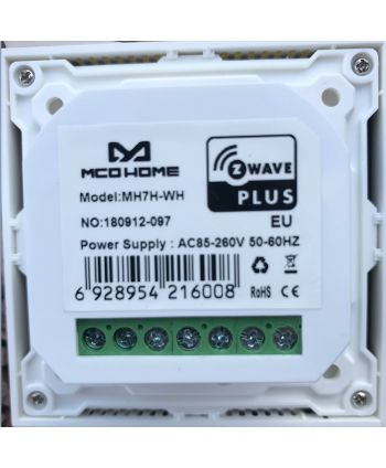 NodOn Micro Smart Plug – Schalt-, Messsteckdose