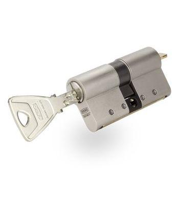 KESO / Danalock Sicherheitszylinder 8000 OM incl. 3 Schlüssel