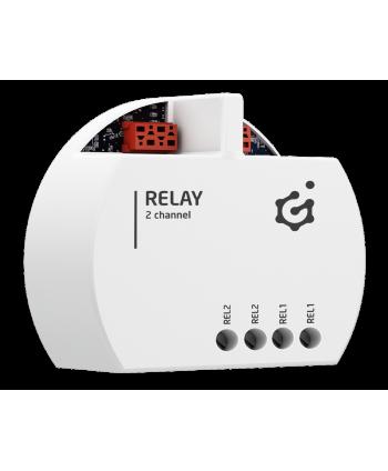 GRENTON RELAYx2, flush-mount, TF-Bus