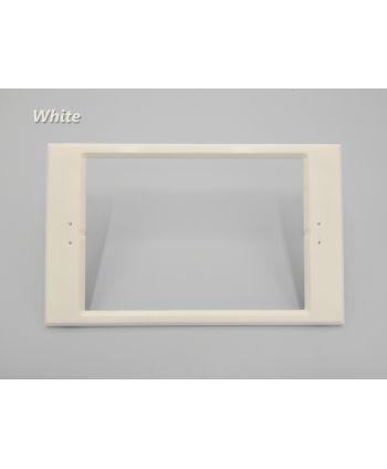 euFRAME Dekorationsrahmen White