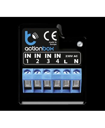 BleBox actionBox - MULTIFUNKTIONALER AKTIONSTRIGGER