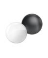 FIBARO Walli Switch Button with lightguide anthracite